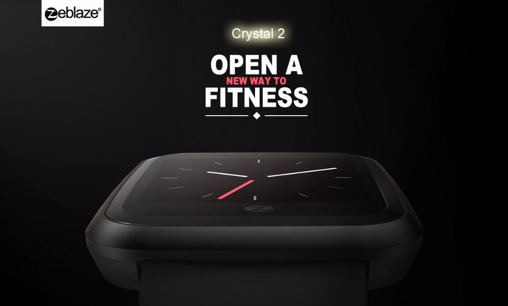Zeblaze Crystal 2 destacada