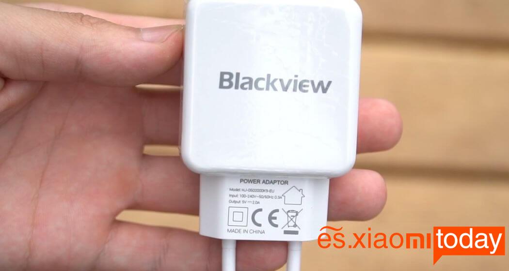 Blackview BV5800 Pro Batería