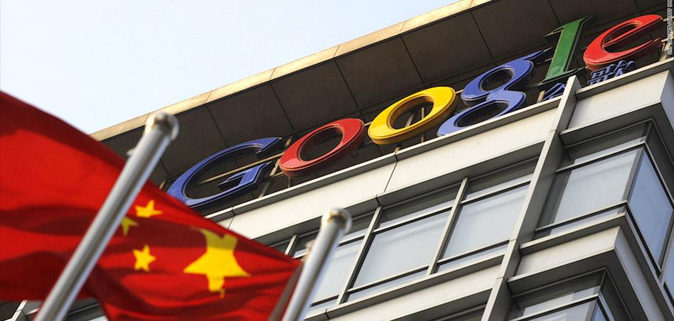 No es el primer proyecto de Google en China