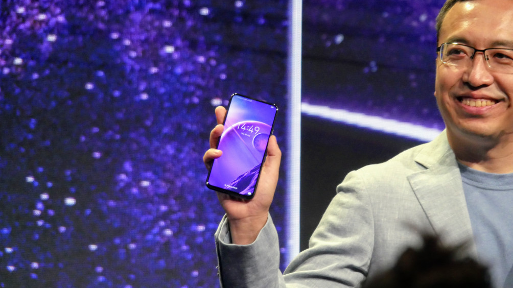 El Honor Magic 2 hace su gran debut en el IFA 2018