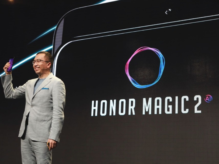 El Honor Magic 2 es lanzado oficialmente en el IFA 2018