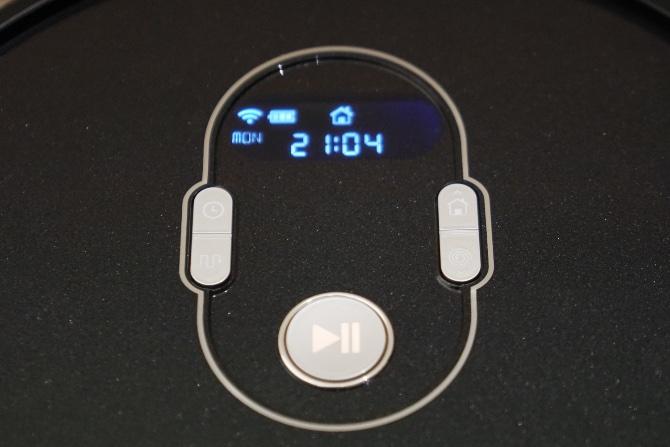 ILIFE A7 - pantalla LCD