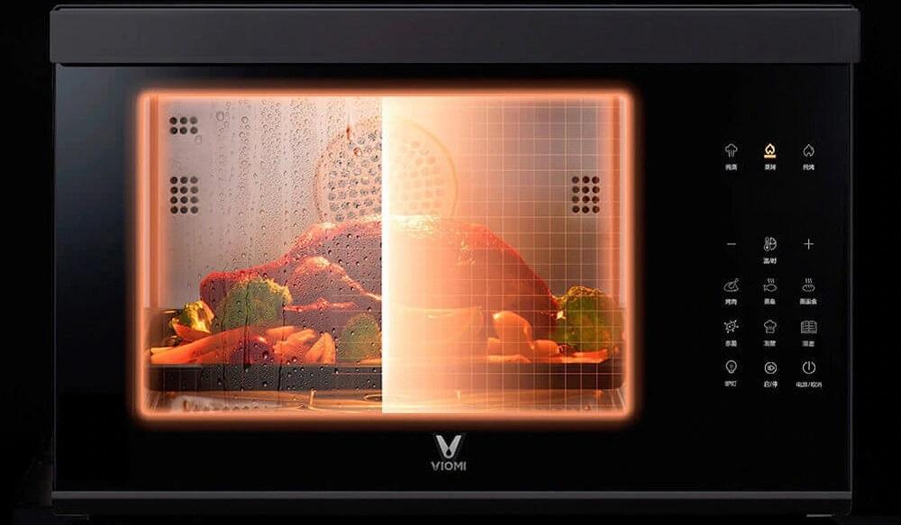 Máquina de Cocción a Vapor Xiaomi VIOMI