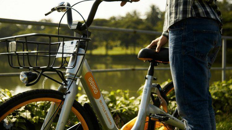 oBike - bicicleta