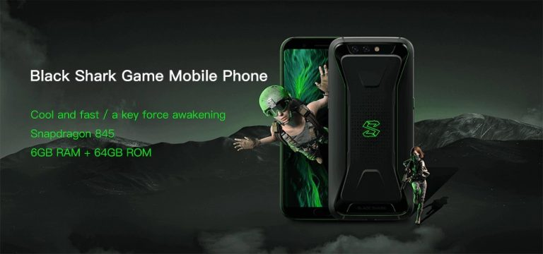 Especificaciones técnicas del Xiaomi BlackShark