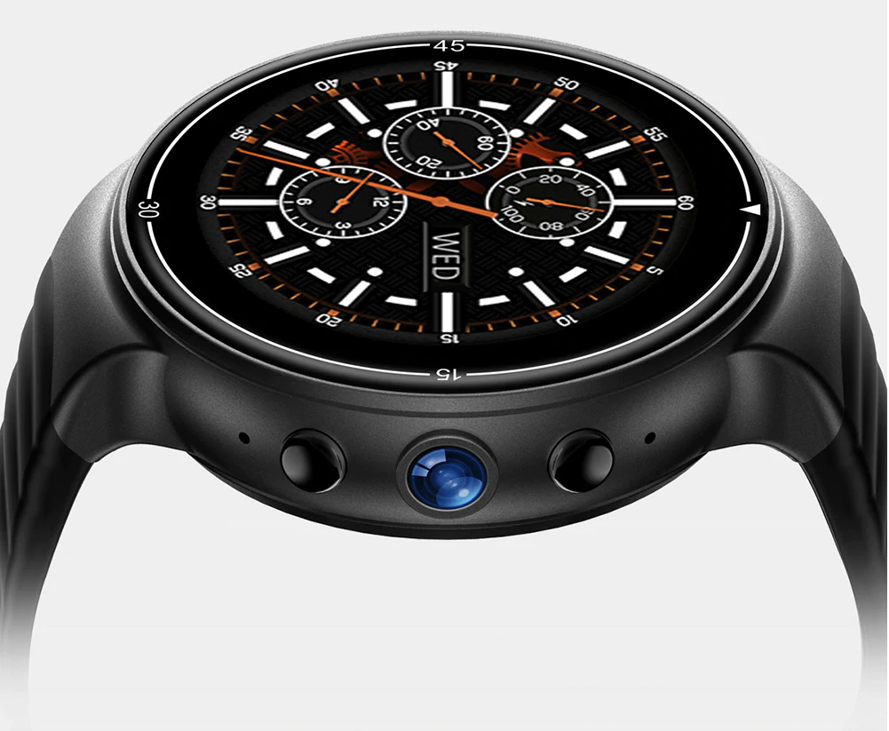 IQI I8 4G Smartwatch Phone: Pantalla