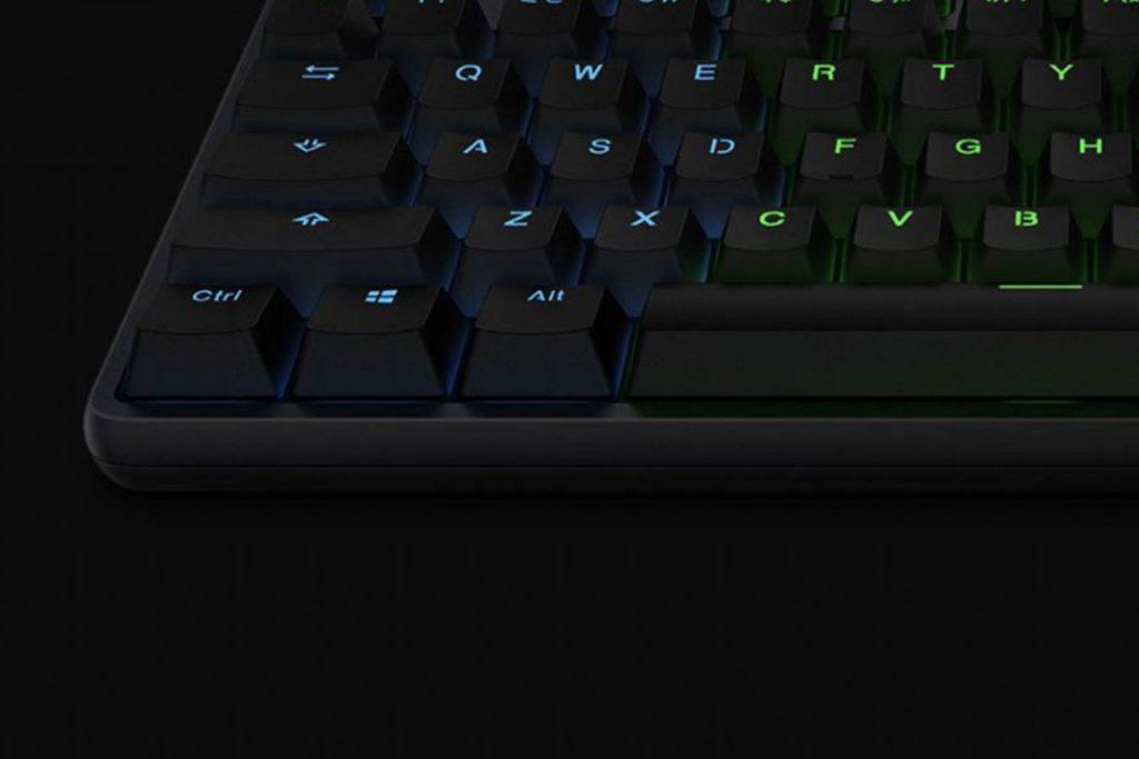 teclas del nuevo teclado de Xiaomi