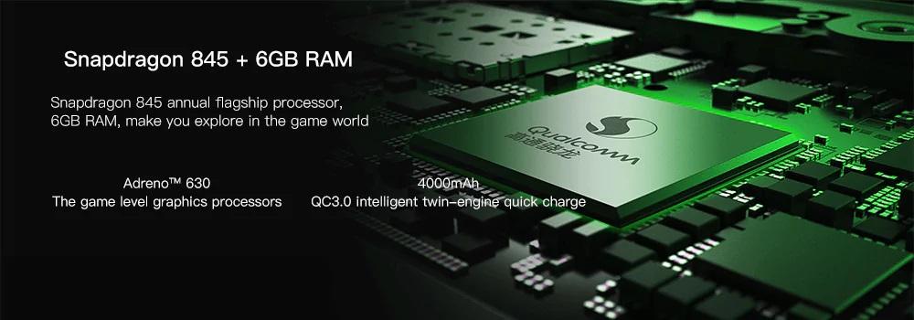 Xiaomi Blackshark Hardware