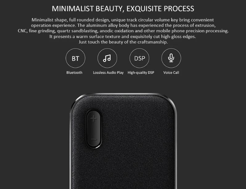 Xiaomi Bluetooth Computer Speakers: diseño
