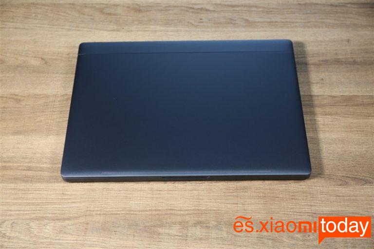 Xiaomi Gaming Laptop Análisis: diseño