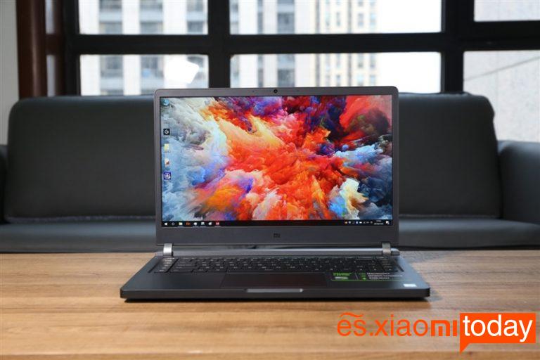 Xiaomi Gaming Laptop Análisis: pantalla
