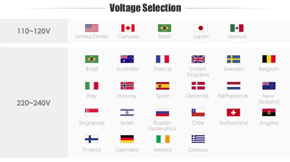 Xiaomi Ninebot Segway ES2: - Voltaje