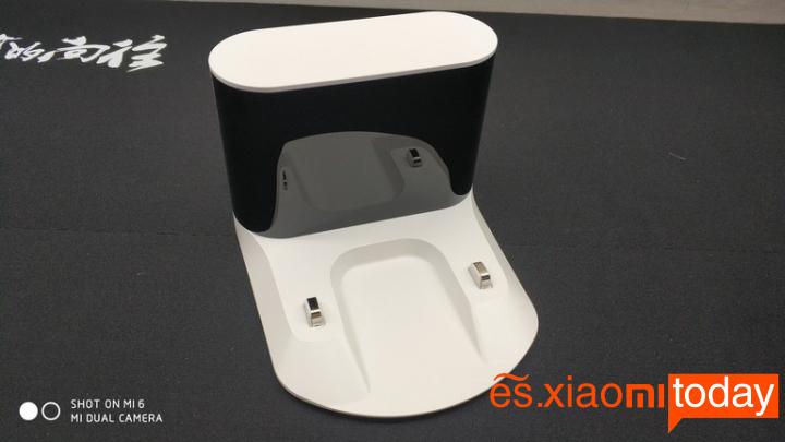 Xiaomi Xiaowa C1: Bateria 3600 mAh/Sistema de autocarga