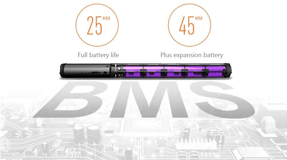 Xiaomi Ninebot Segway ES2 - Batería Expansible