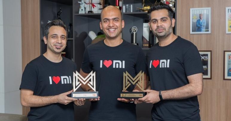 Xiaomi es el líder en el mercado de los smartphone de la India
