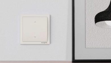 Koogeek Interruptor de luz inteligente: