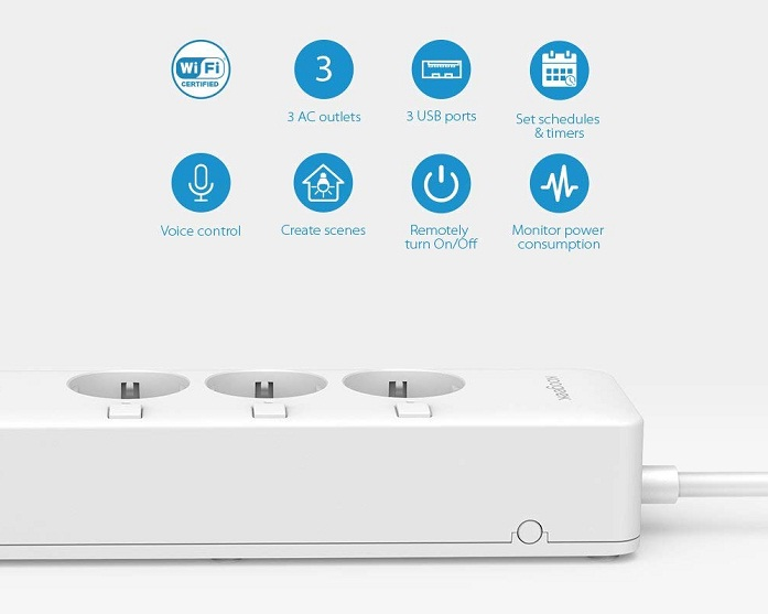 Koogeek Smart Outlet introducción