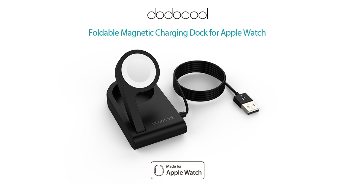 Dodocool Magnetic Charging Dock Holder Stand