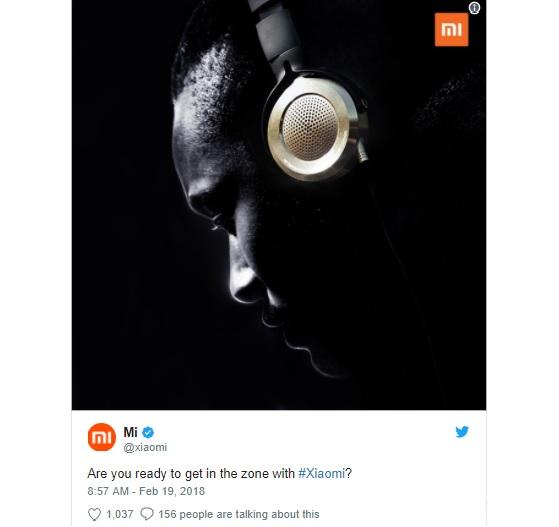 Auriculares Xiaomi de 2da generación