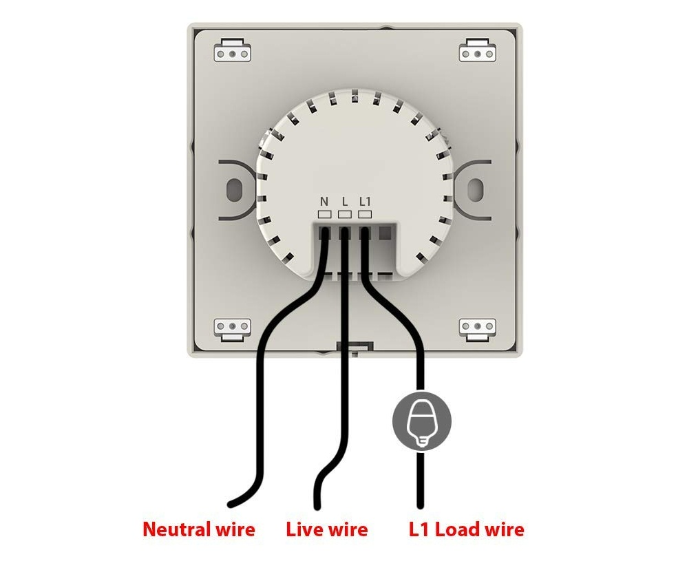 Interruptor de luz KH01CN de Koogeek - Oferta de Amazon