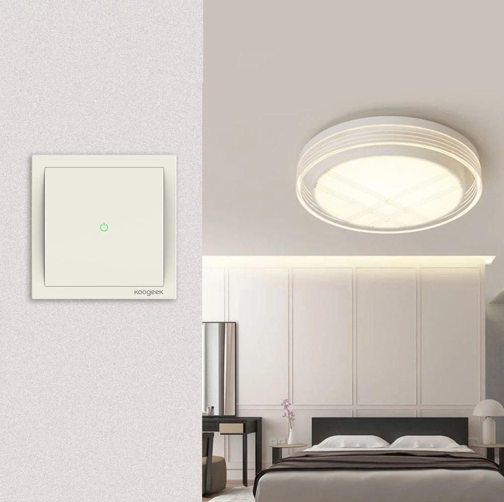 Interruptor de luz KH01CN de Koogeek - Oferta Amazon