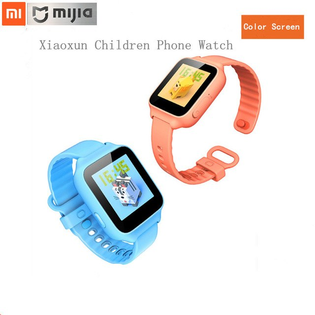 Xiaoxun Children Smartwatch S2 - modelos