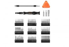 Meterk 61 in 1 Magnetic Screwdriver kit Professional
