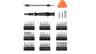 Meterk 61 in 1 Magnetic Screwdriver kit Professional