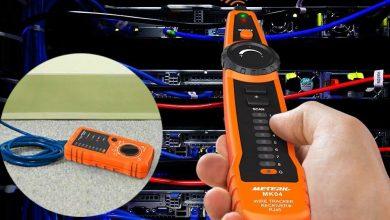 Tester de cable Meterk