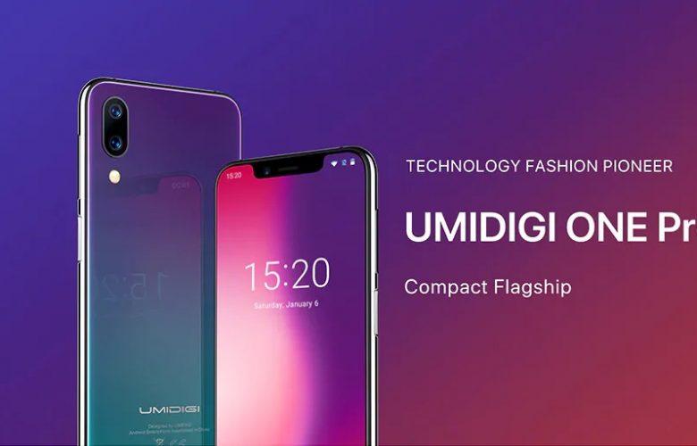UMIDIGI One Pro destacada