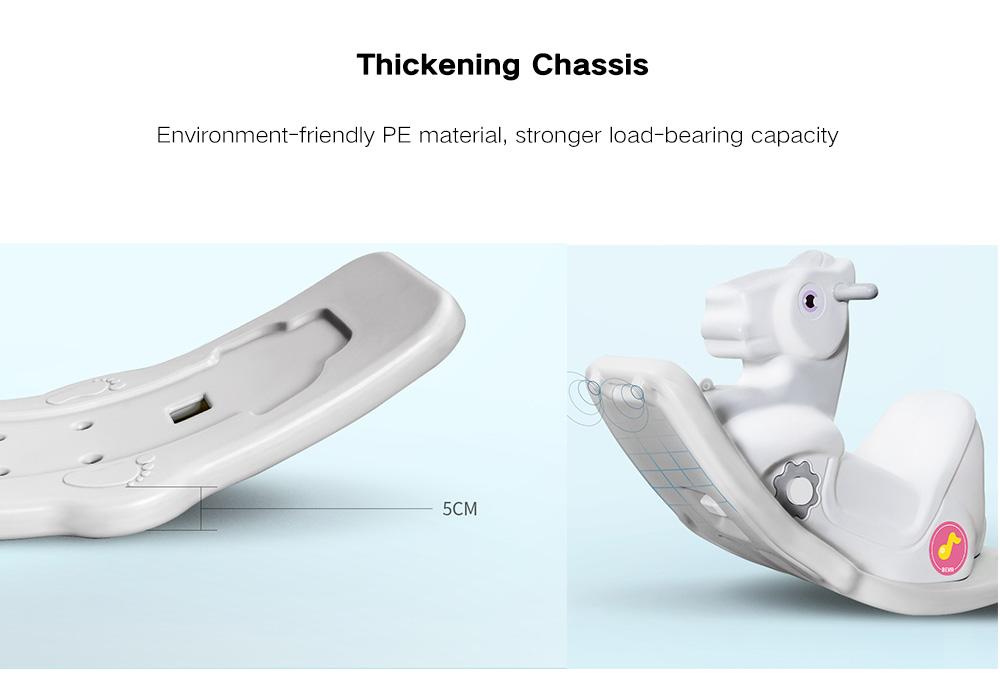 Xiaomi Beva Rocking Horse Toy - Diseño y construcción