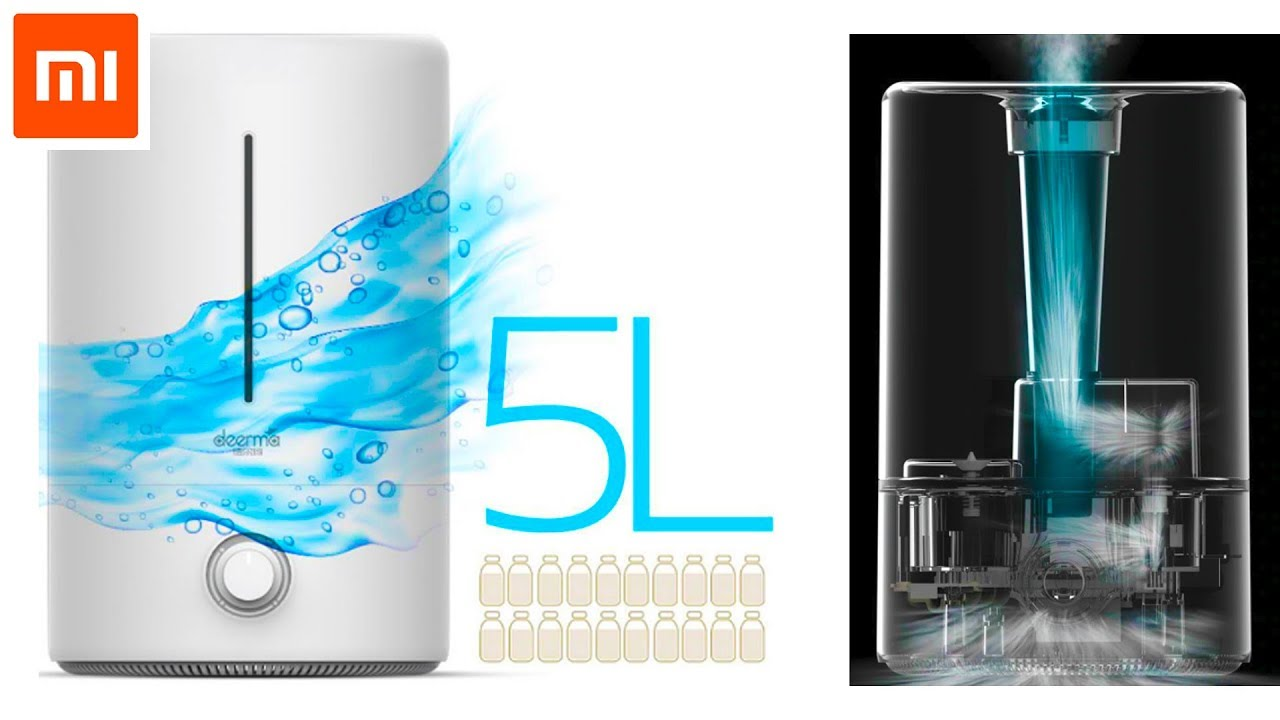 Xiaomi Deerma DEM – SJS600 humidificador para el hogar con características insuperables