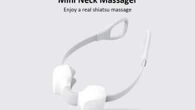 Xiaomi M1 2-way Kneading Adjustable Mini Neck Massage