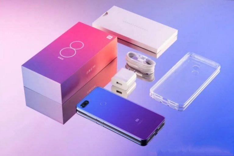 Especificaciones internas del Xiaomi Mi 8 Lite