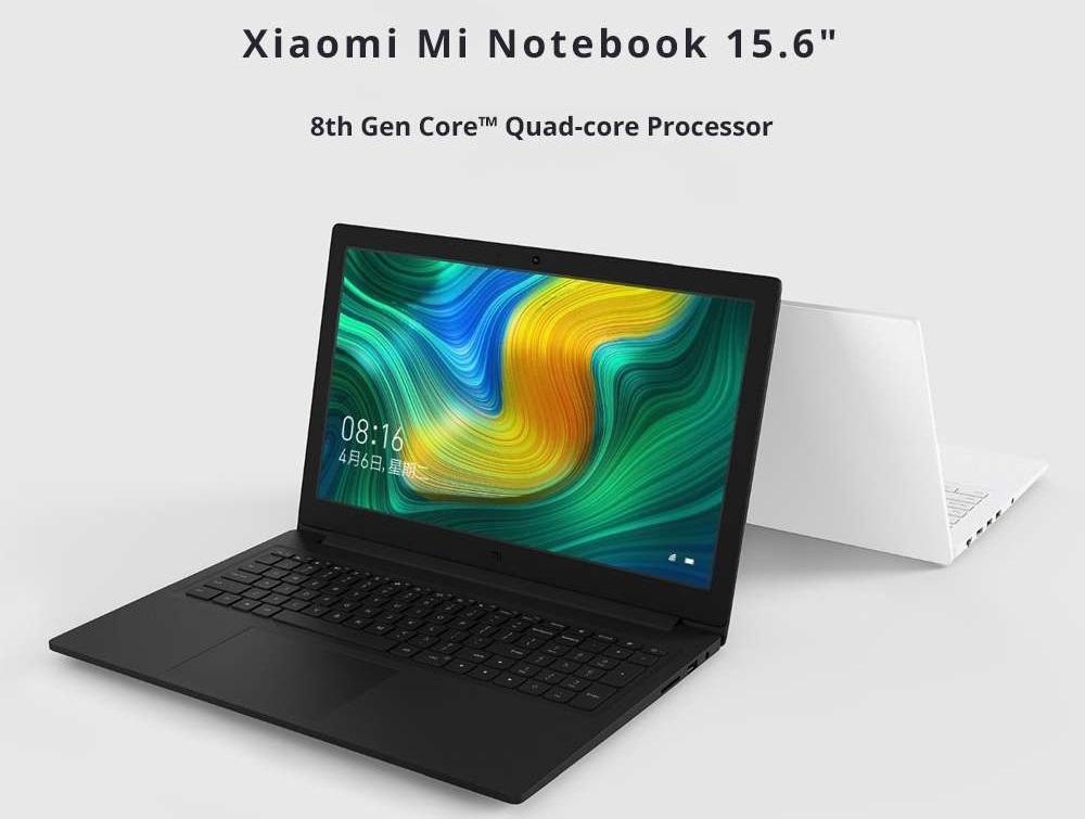 Xiaomi Mi Notebook 15.6 Introducción