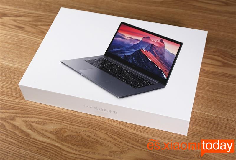Xiaomi Notebook Pro GTX Principal