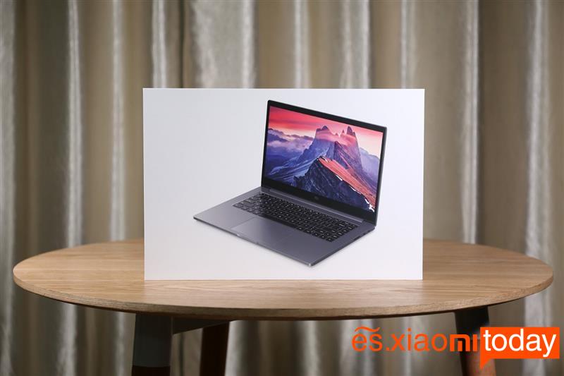 Xiaomi Notebook Pro GTX caja