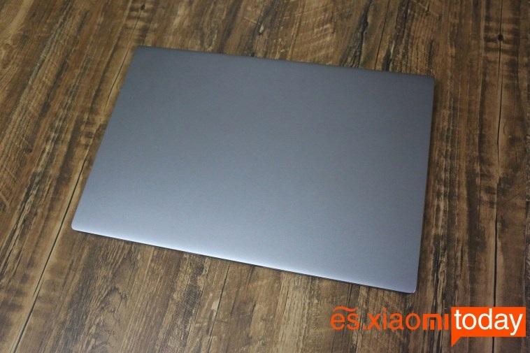 Xiaomi Notebook Pro GTX diseño
