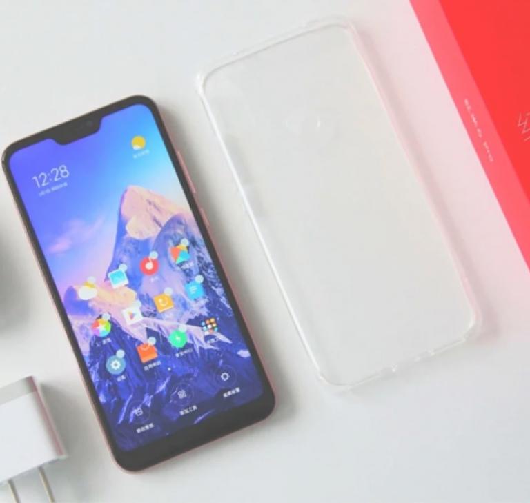 Características externas que se ven el Xiaomi Redmi Note 6 Pro