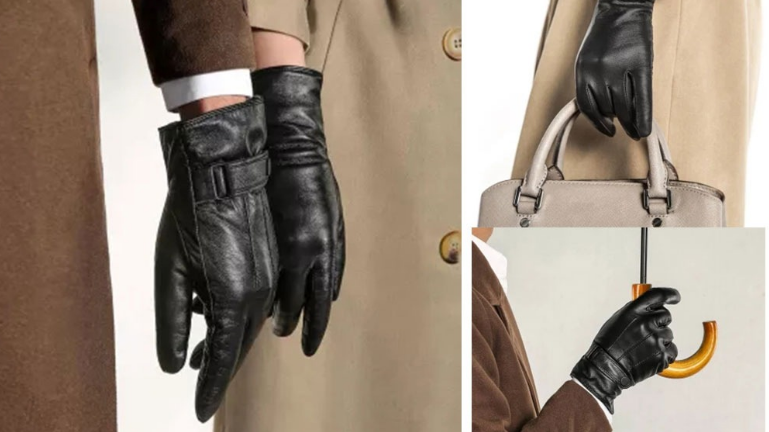 Xiaomi Touch Screen Leather Gloves Unisex