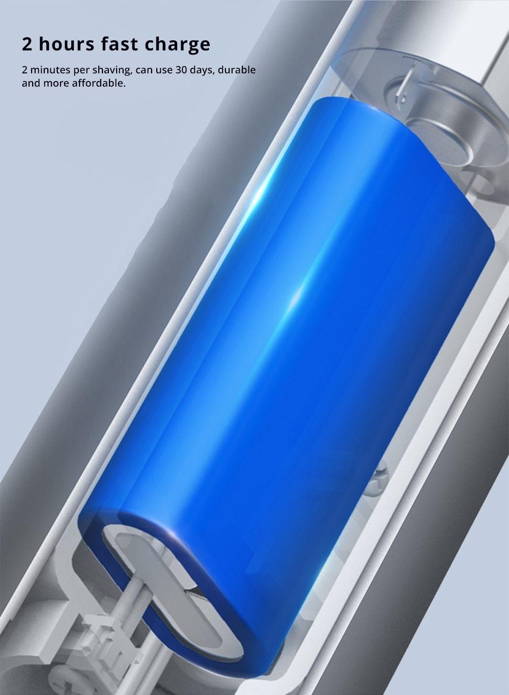 Xiaomi Xumei Turbine batería 1