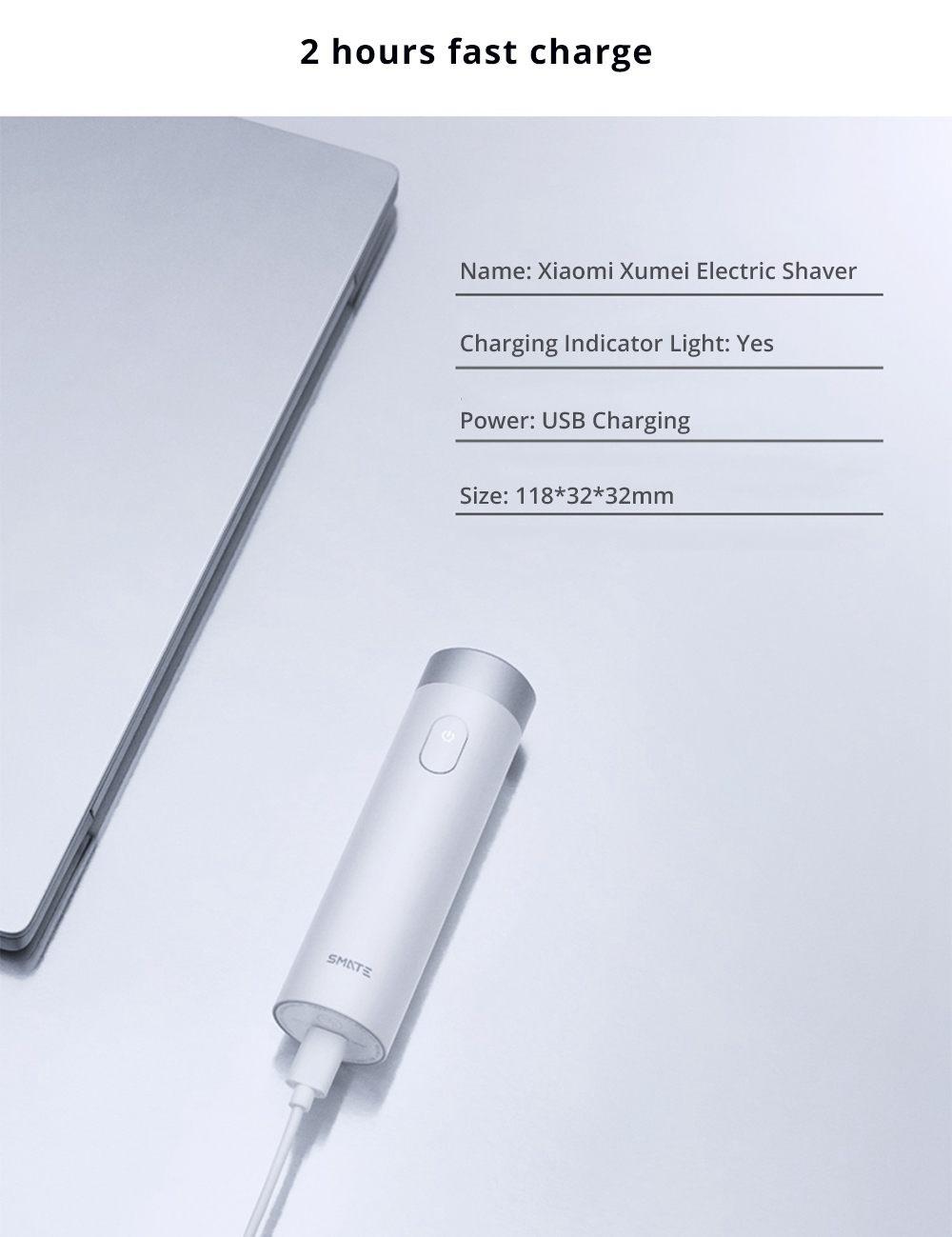 Xiaomi Xumei Turbine batería