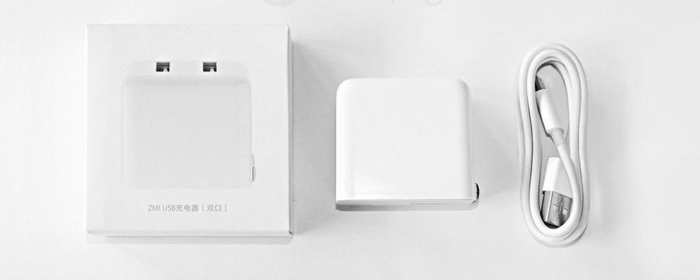 Xiaomi ZMI cargador caja