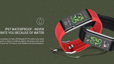 Alfawise B7 Pro Smart Bracelet-Características, precio