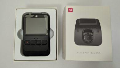Xiaomi YI mini Dash Camera: Características y precio
