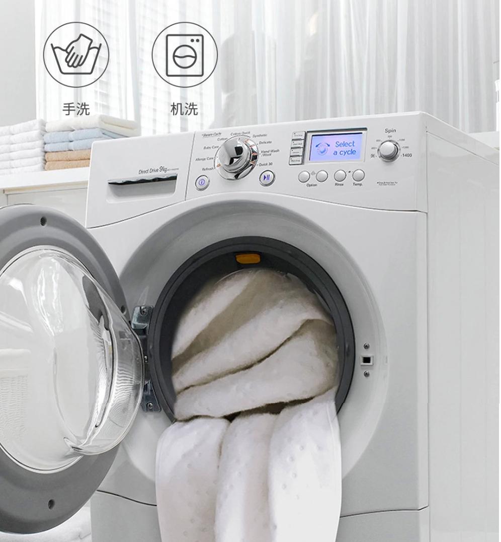 Xiaomi Youpin Electric Blanket: Fácil lavado