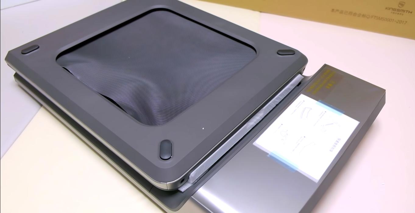 Xiaomi Mijia WalkingPad: Diseño