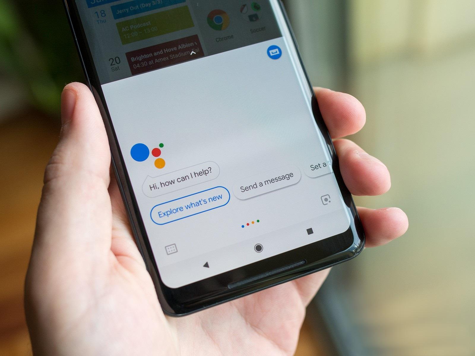 Google Assistant, el gran protagonista del IFA 2018