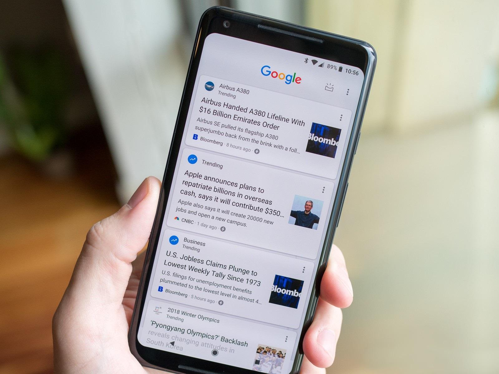 Potenciales del Google Assistant