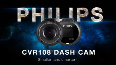 Xiaomi Philips CVR108 Dash Cam: Características y precio